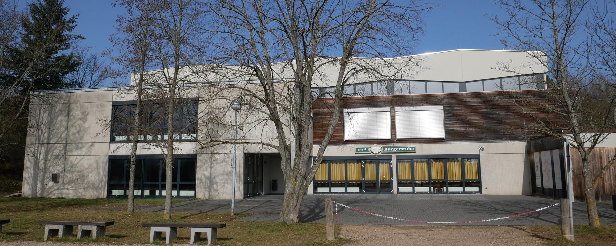 Rhein-Nahe-Halle in Weiler bei Bingen