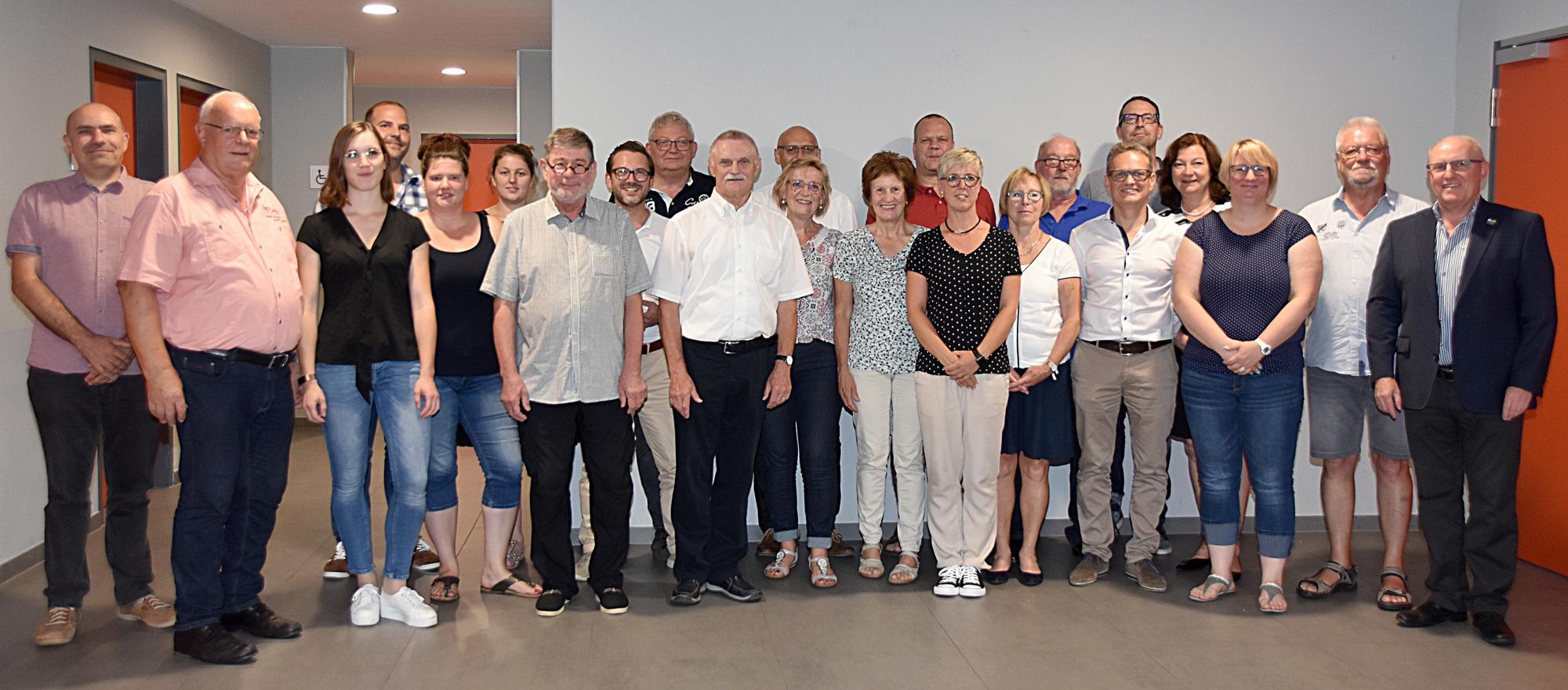 Rats- und Ausschussmitglieder 2019